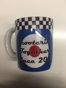 Scootering Together Mug